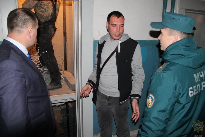 В Гродно специалисты обсудили вопросы безопасной эксплуатации лифтов