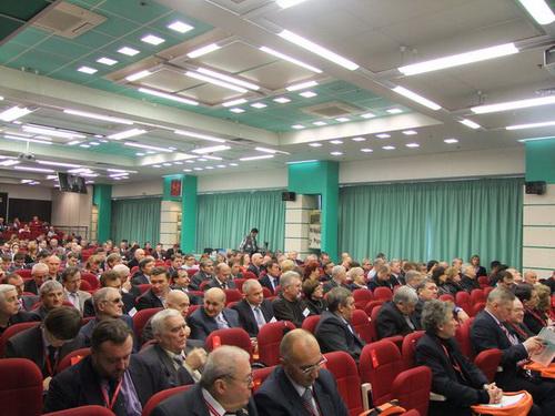 15 ноября 2011 года состоялась столь долгожданная Конференция Национального союза лифтовых саморегулируемых организаций