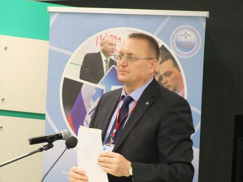 Со слов И.Г. Дьякова, вице-президента НСЛ СРО, озвучившего лозунг Союза «Мы вместе!» началось торжественное открытие Конференции