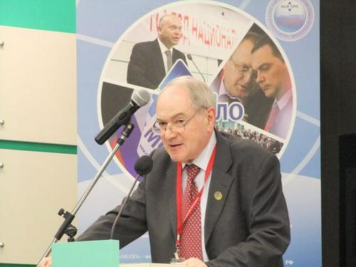 Вольф-Троп Л.И. , председатель Технического комитета по стандартизация ТК 209
