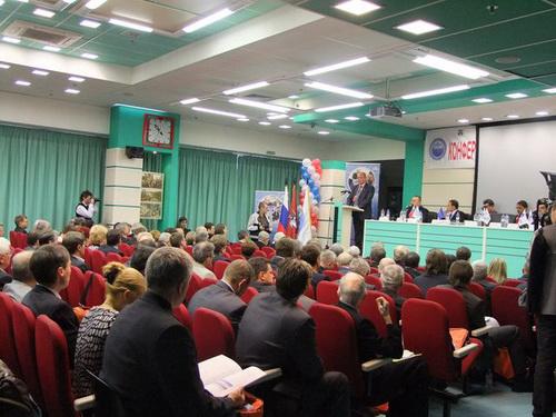 И.Г. Дьяков заметил, что Конференция - особенная, в силу того, что в ее адрес поступило большое количество приветственных писем