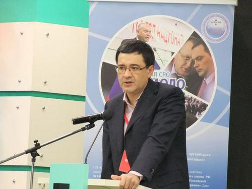 Вопросы доступности лифтов для 40% населения, среди которых инвалиды и маломобильные граждане, поднял в своем выступлении депутат ГД РФ Селезнев В.С.