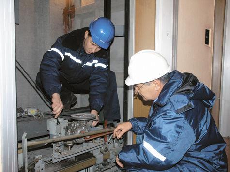 Работа в москве лифтером