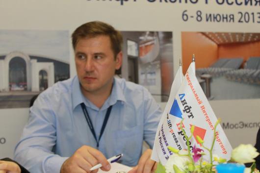 Главный редактор Лифт-Пресс.Ru Андрей Кряков