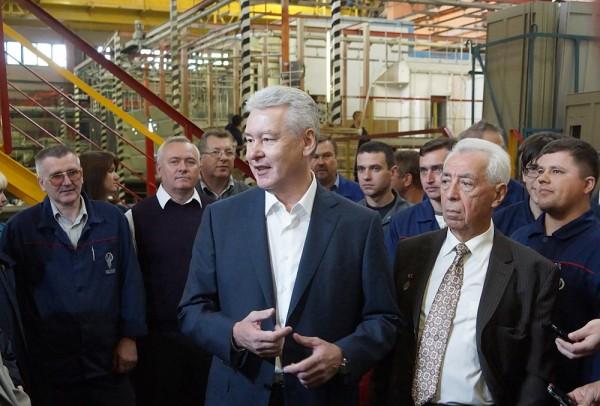 В Москве до 2015 года заменят еще 12 тысяч лифтов - Собянин