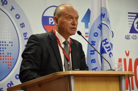 Выступая перед участниками Всероссийской Конференции лифтовиков, вице-президент НЛС Виктор Тишин рассказал о плане мероприятий НЛС на 2014 год
