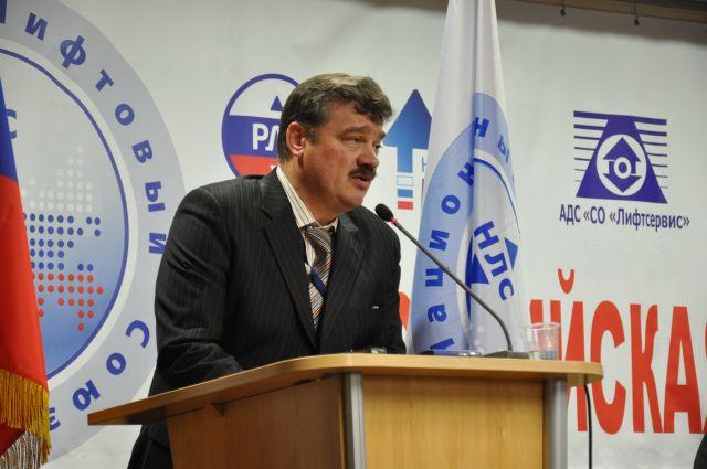 Эксперт НЛС в области стандартизации профессиональной деятельности Сергей Прокофьев