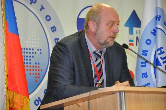 Выступление представителя Минпромторга России Андрея Андреева