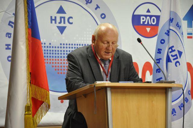 Президент Национального Лифтового Союза Владимир Котельников подвел итоги работы НЛС за 2013 год