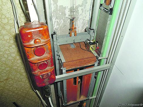 Ремонт лифтов своими руками 552
