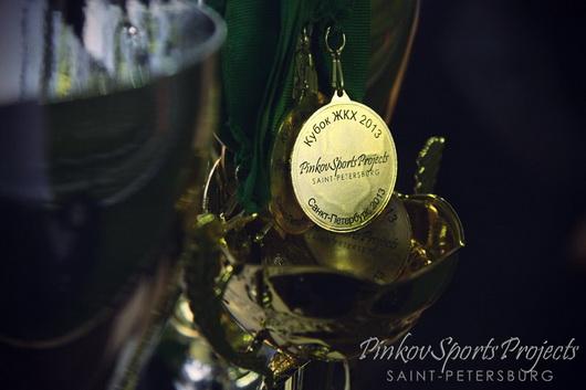 Компания Pinkov Sports Project, при поддержке Федерации Футбола Санкт-Петербурга, провела первый розыгрыш «Кубка ЖКХ 2013» по мини-футболу