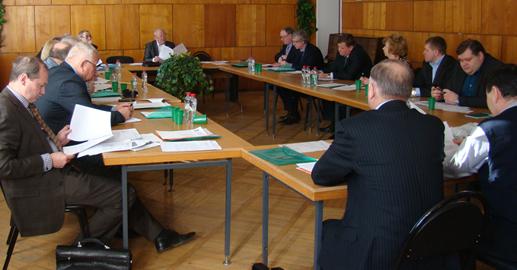 26 февраля состоялось годовое отчётное собрание ОМОР «Национальная Лига» за 2013 г