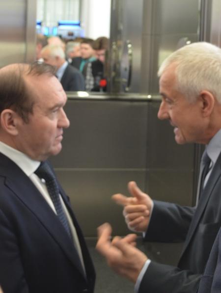 Технический директор ОАО «КМЗ» Михаил Цимбаревич рассказал, что изначально проект был направлен на создание российского лифта европейского уровня