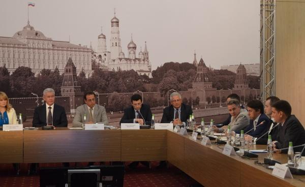 Всероссийский форум-выставка «Госзаказ» 23 апреля
