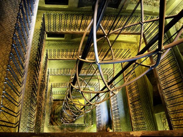 В Петербурге откроют выставку в шахте лифта
