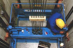 В Астане в 2014 году планируется заменить 12 пассажирских лифтовых оборудований в 8 многоквартирных жилых домах