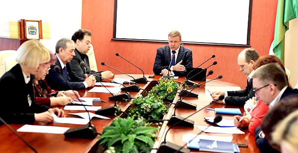 В Законодательном Собрании Калужской области решают проблему начисления платы за капитальный ремонт в домах, не все подъезды которых оборудованы лифтами
