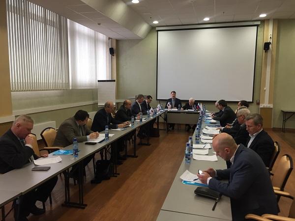 16 марта 2017 года в ТГК «Измайлово» состоялось заседание Совета «Российское лифтовое объединение»