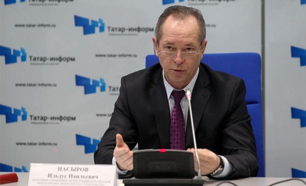 Начальник Управления эксплуатации и реализации программ Министерства строительства, архитектуры и ЖКХ РТ Ильдус Насыров