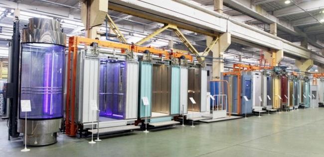 В администрации городского округа Красногорск состоялась презентация проекта запуска завода по производству лифтов