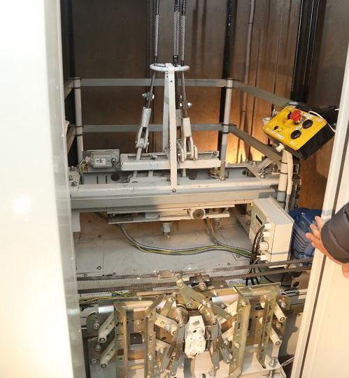 Старое лифтовое оборудование в Большом Норильске будет заменено на новое