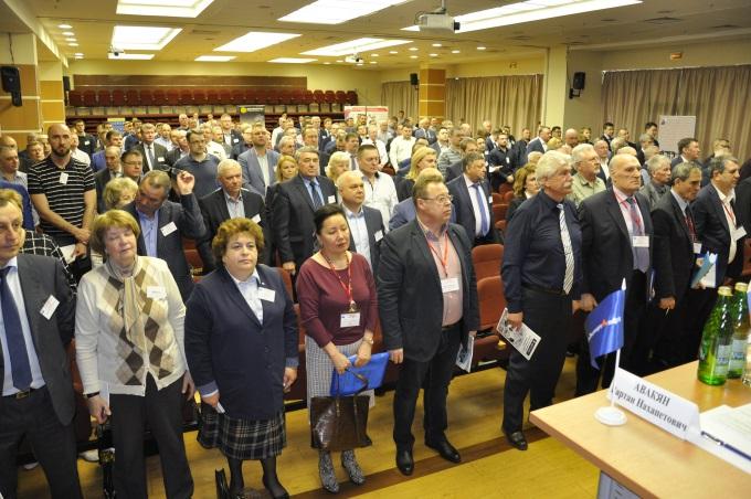В Москве прошел VIII Всероссийский Съезд работников лифтового комплекса