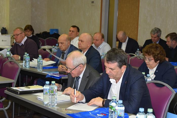 Решением Общего собрания был изменен состав членов Совета Ассоциации «РЛО»