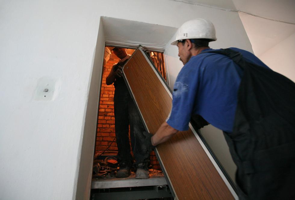 Четверть лифтов в стране отработала свой ресурс