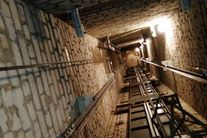 В Рязанской области работы по замене лифтов по плану 2018 года выполнены более чем на 90 %