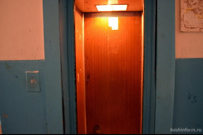 В 2018 году в Башкирии заменили рекордное количество лифтов