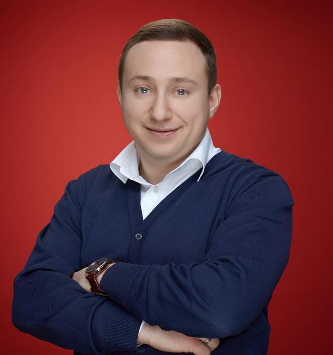 Молочников Михаил, Генеральный директор группы компаний «ВЕК»