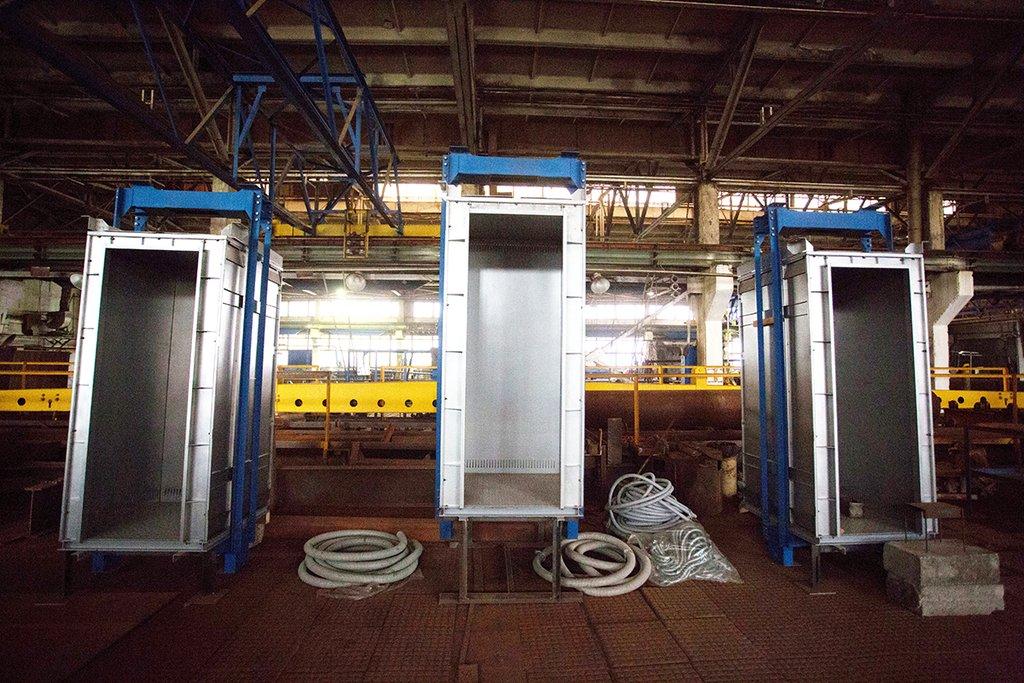 Продукция «Пышминского завода подъемно-транспортного оборудования»