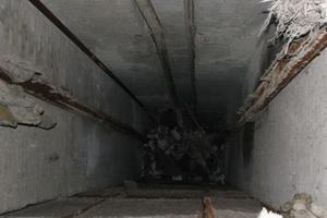 В Калуге следователи устанавливают обстоятельства гибели мужчины при демонтаже лифтового оборудования