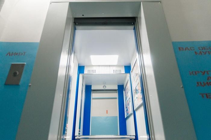 В 2019 г. в Краснодаре заменят 363 лифта в многоквартирных домах