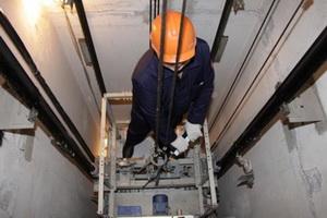Капитальный ремонт и замена подъёмников: в Днепре активно ремонтируют лифты