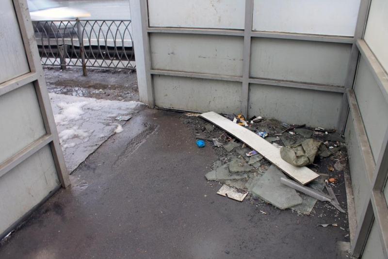 Активисты ОНФ направили в исполком Казани запрос о причине демонтажа лифтов для инвалидов в пешеходных переходах города