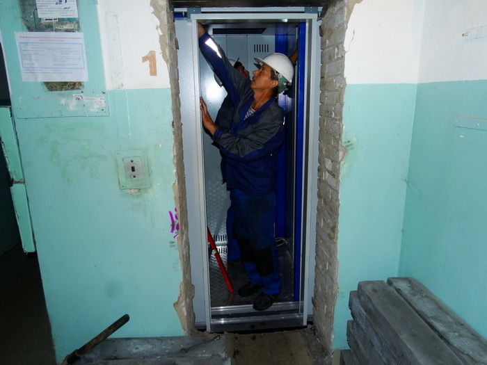 В Беларуси в 2021 году планируется вывести из оборота все лифты, отработавшие нормативный срок