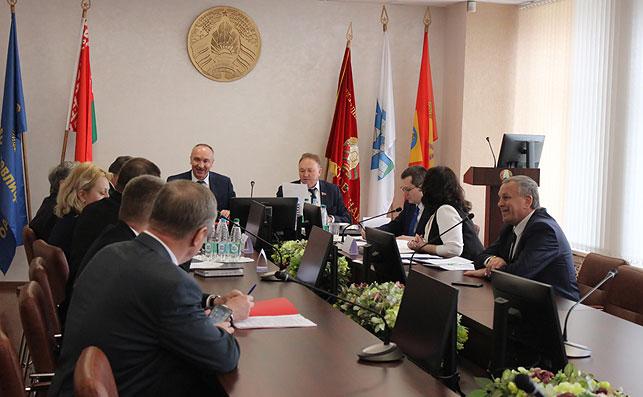 Председателем наблюдательного совета ОАО «Могилевлифтмаш» избран Генеральный прокурор Республики Беларусь Александр Конюк