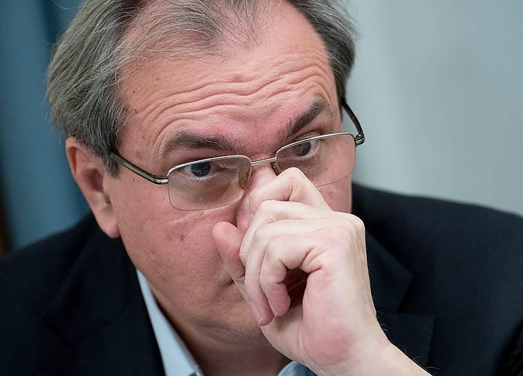 Секретарь ОП РФ Валерий Фадеев