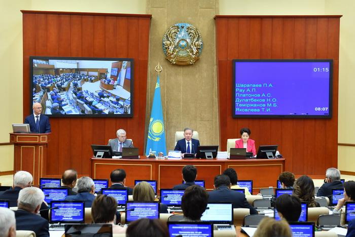 Вопросы безопасности технического состояния лифтов в жилых домах обсудили в Мажилиса Парламента Республики Казахстан