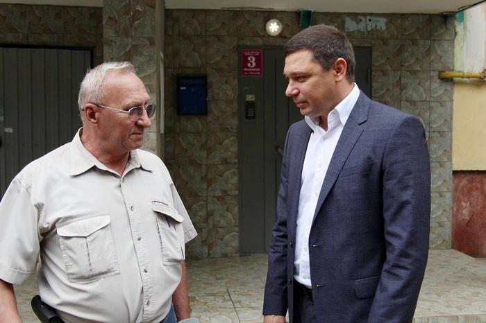 В Краснодаре в 2019 г. заменят лифты в 116 жилых домах