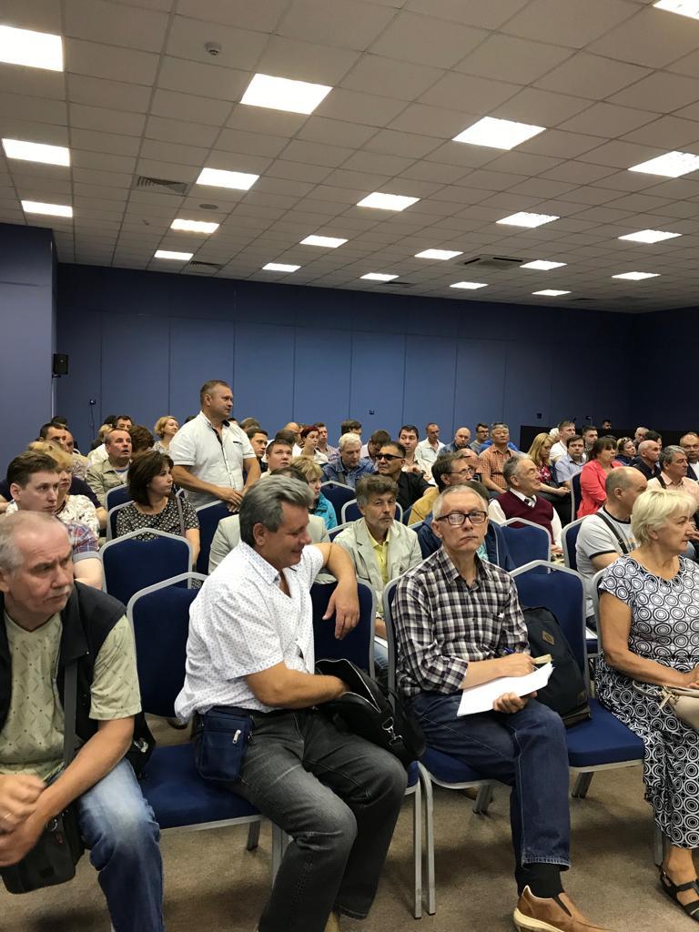 В Санкт-Петербурге состоялась конференция, посвященная эксплуатация лифтов и инвалидных подъёмников