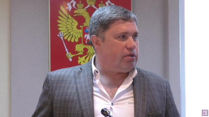 Заместитель генерального директора Регионального фонда капитального ремонта многоквартирных домов Курганской области Сергей Мясоедов