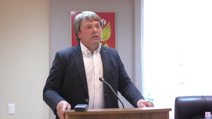 Генеральный директор ООО «Лифт модерн» (г. Тюмень) Олег Сальников