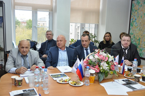 25 сентября в Москве состоялось расширенное заседание нового состава Совета Ассоциации «РЛО»