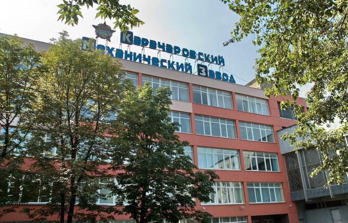 Здание Карачаровского механического завода на Рязанском проспекте в Москве