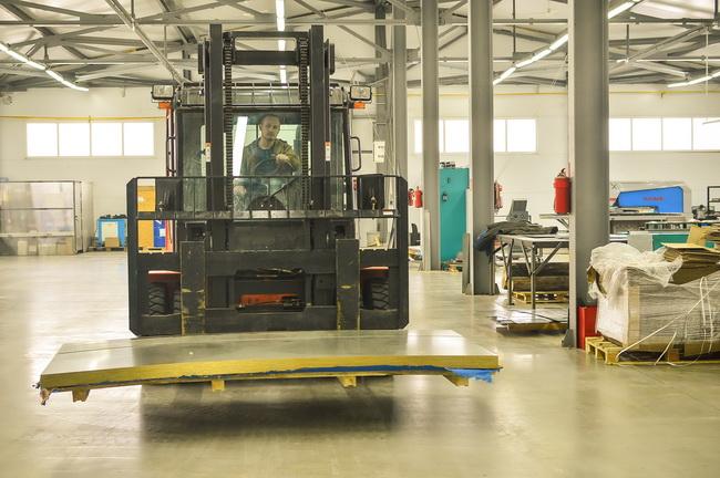 Тулалифт наращивает производство комплектующих лифтов
