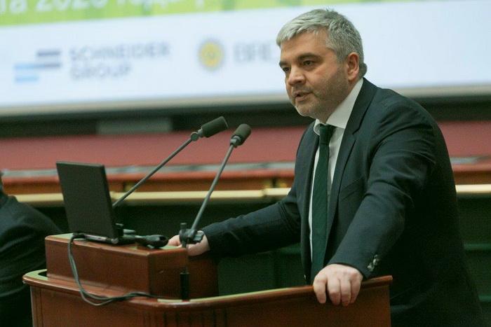 Министр по промышленности и агропромышленному комплексу Евразийской экономической комиссии (ЕЭК) Артак Камалян