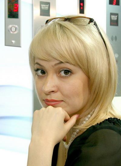 Ольга Егоренко, коммерческий директор ЗАО «Предприятие ПАРНАС» (Санкт-Петербург)