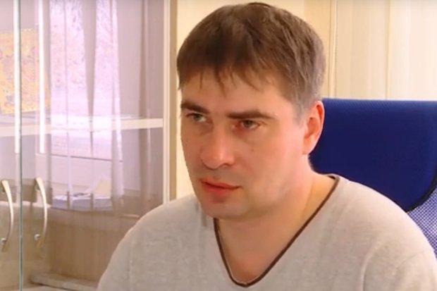 Директор ООО «Звезда» Олег Хамуляк